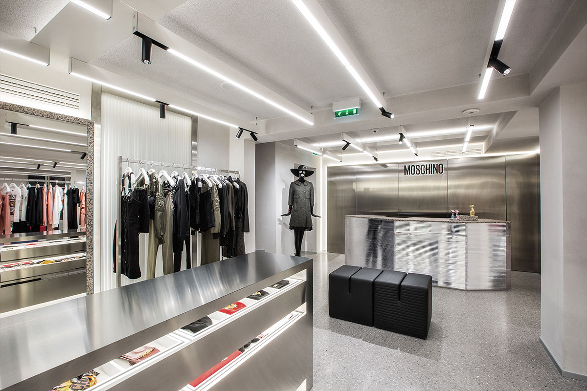 bf5a5c9a89 Tecnoshops Design & Contract - Project for Retail